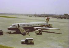 British Airways BAC-111